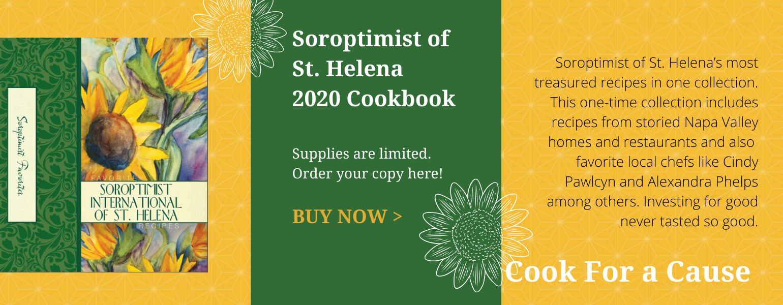 Soroptimist Cookbook